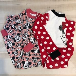 Disney for Hanna Andersson Minnie Mouse Pajamas 6